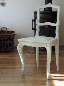 groene anne stoeltje